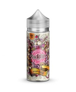 sticky-puddin-shortfill-eliquid-drenched