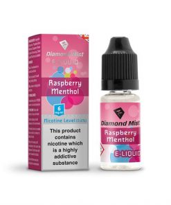 Raspberrymenthol-diamond-mist-10ml-eliquid
