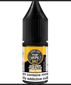 golden-tobacco-topvape-nicotine-salt-eliquid