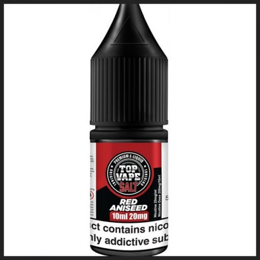 red-aniseed-topvape-nicotine-salt-eliquid