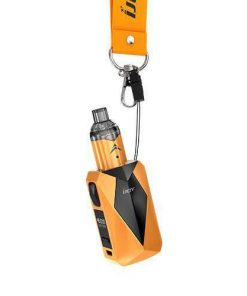 Key chain vape kit orange